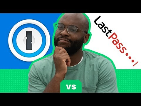1Password Vs  LastPass Password Manager Review