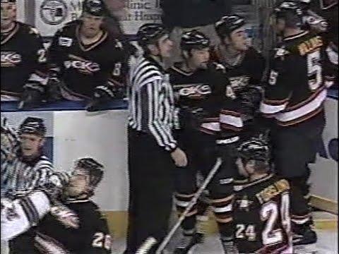 2004 Central Hockey League Tulsa at Oklahoma City