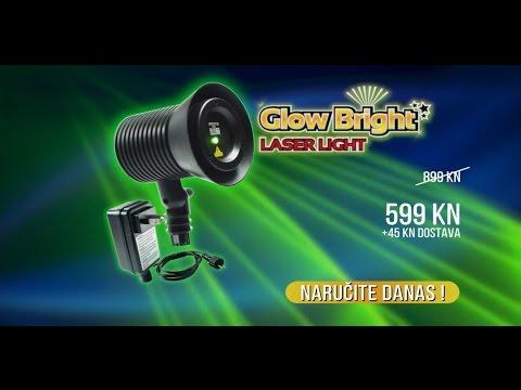 GBLL Pro Laserski Projektor