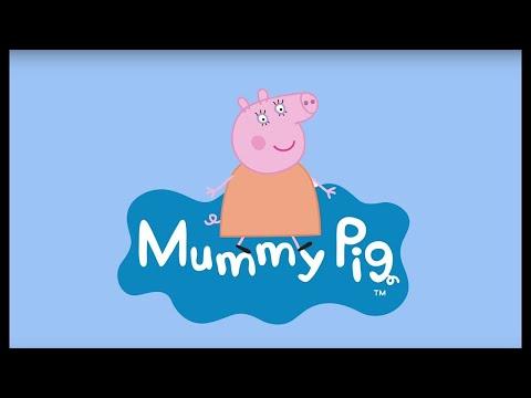 Peppa Pig Episodes - Mummy Pig's best bits! - Cartoons for Children