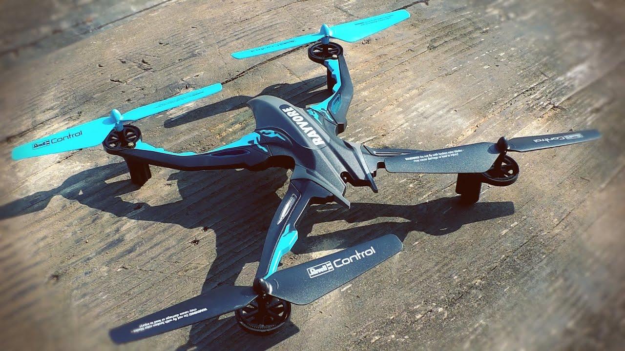 revell rayvore rc quadcopter sports fun quadrocopter. Black Bedroom Furniture Sets. Home Design Ideas