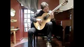 Bésame Mucho (Classical Guitar Arrangement by Giuseppe Torrisi - Performed by Santy Masciarò