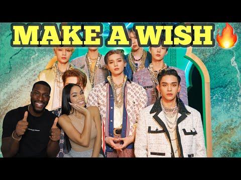 NCT U 엔시티 유 'Make A Wish (Birthday Song)' MV  REACTION 