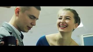 Хрустальная гарнитура. Презентация Ольги Лисецкой. Банк ВТБ (Беларусь)