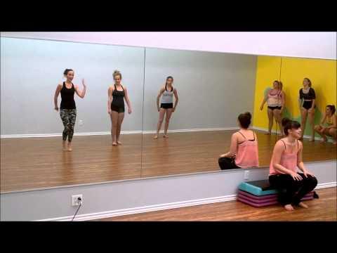 Krista Funk Jazz- Four Season Dance Academy