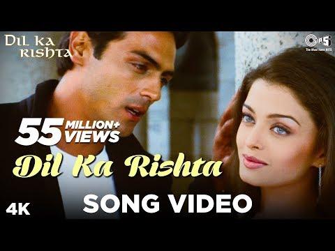 Dil Ka Rishta Song Video - Dil Ka Rishta | Arjun, Aishwarya & Priyanshu | Alka, Udit & Kumar Sanu
