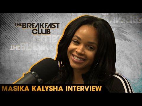 Masika Kalysha Interview With The Breakfast Club (8-23-16)