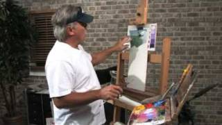 Free Art Lesson - Mike Rooney - Value Exercise