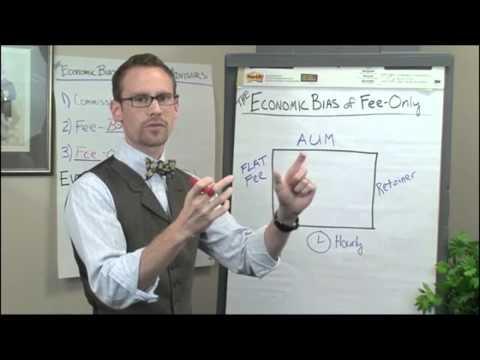 The Economic Bias of Financial Advisor Compensation