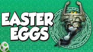 Easter Eggs in Twilight Princess - TLOZ: TP Easter Eggs - Easter Eggs With DPadGamer