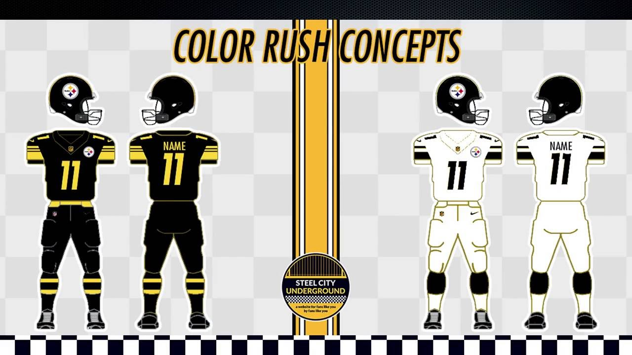 steelers alternate jersey 2016