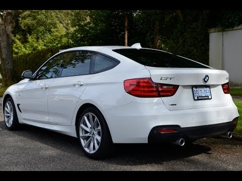 2014 Bmw 335gt Review Youtube