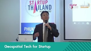 Geospatial Tech for Startup