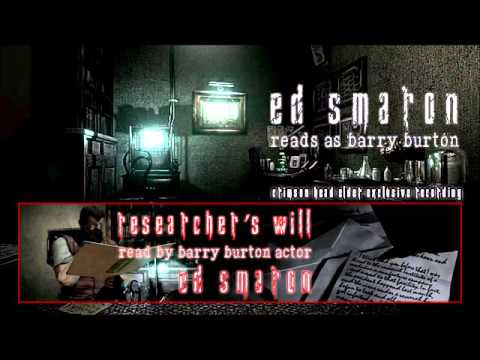 Researcher&39;s Will recording by Ed Smaron