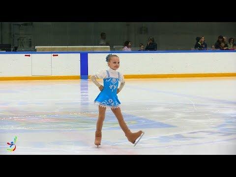 Дмитриева Юлия (3 юношеский) Стань звездой 2017