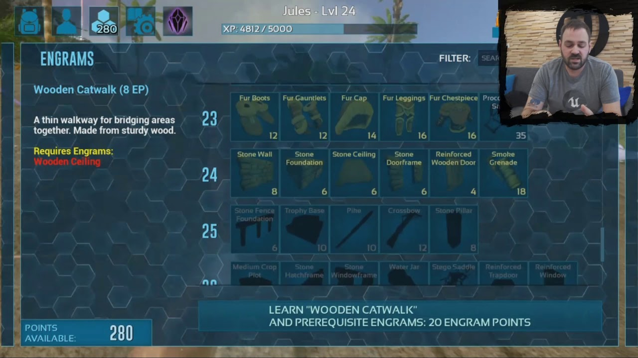 Ark Survival Evolved Can You Unlock All Engrams