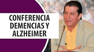 Conferencia Demencias y Alzheimer / DR. Ramón Acevedo Psiquiatra