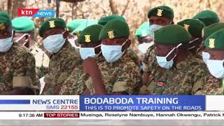 Bodaboda Training: Government has kicked off training  of bodaboda riders countrywide