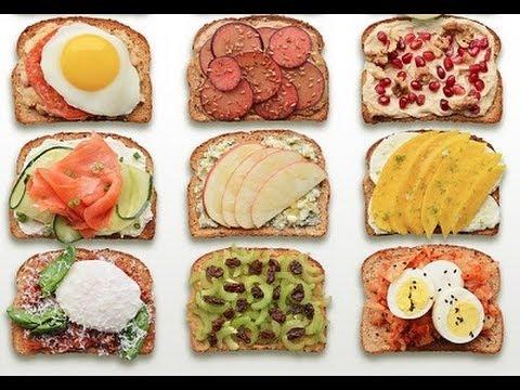 Breakfast Toast Ideas By