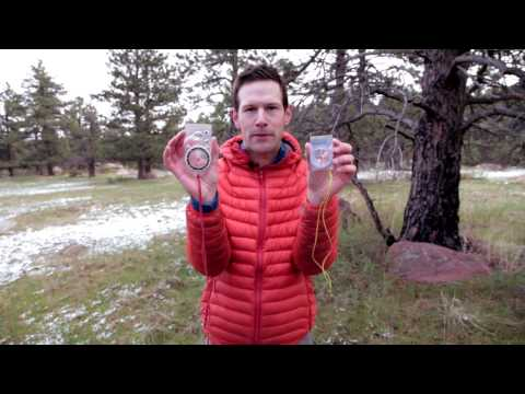 Learn Map & Compass with Andrew Skurka, Part 1: Adjust for declination & orient a map