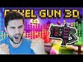 FREE LEGENDARY CYBER REVOLVER IS THE HEADSHOT HUNTER! REVIEW | Pixel Gun 3D