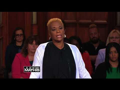 Judge Mathis Listens to Former Drug Dealer's Journey