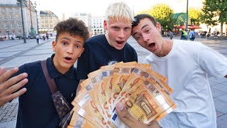 I gave 500€ to Random People on the Street