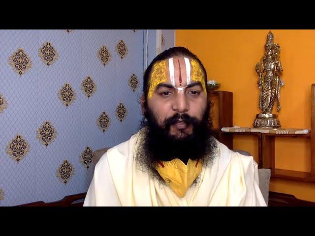 sanjam yah na bishay kai asa (संजम यह न बिषय कै आसा) b Achaya Mithilesh Nandini Sharan Ji Maharaj