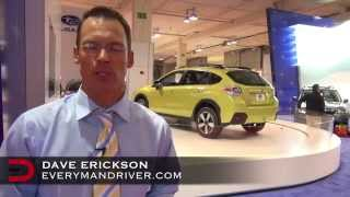 Subaru XV Crosstrek Hybrid 2014 Videos