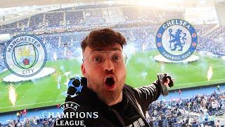 Manchester City vs. Chelsea FC - Stadionvlog 🏆   Champions League Finale   ViscaBarca