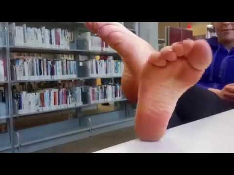 Cute Blonde Teen Sydney Cole Has Soft Fucked Feet!