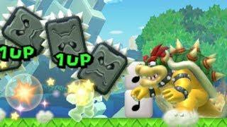 Super Mario Maker - Expert 100 Mario Challenge #19