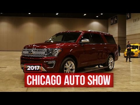 2018 Ford Expedition is heavy on aluminum and tech