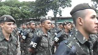 BPEB turma 2008 parte III (entrega da boina).
