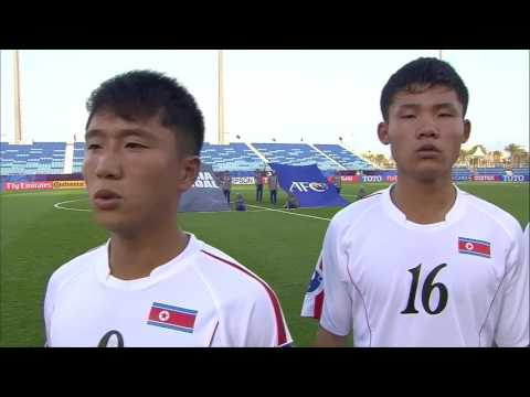 DPR Korea vs Vietnam (AFC U-19 Championship: Group stage)