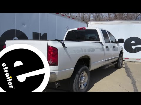 Brophy Angled Hold Downs for Truck Bed Campers Review - etrailer com