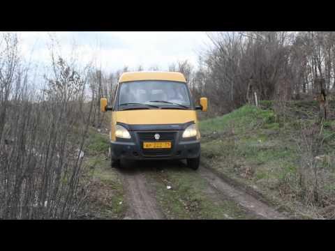 Auto Mechtatel -Газ 3221 (Гадзила )