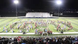 Springdale High School Marching Assessment 2017