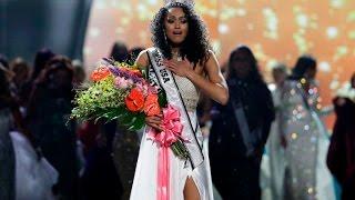 "Miss USA 2017 Winner Kara McCullough -  ""Healthcare is a Privilege"""