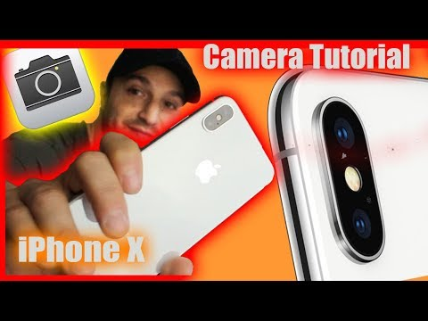 How To Use the iPhone X Camera Tutorial - Tips, Settings & Full Portrait Mode Tutorial