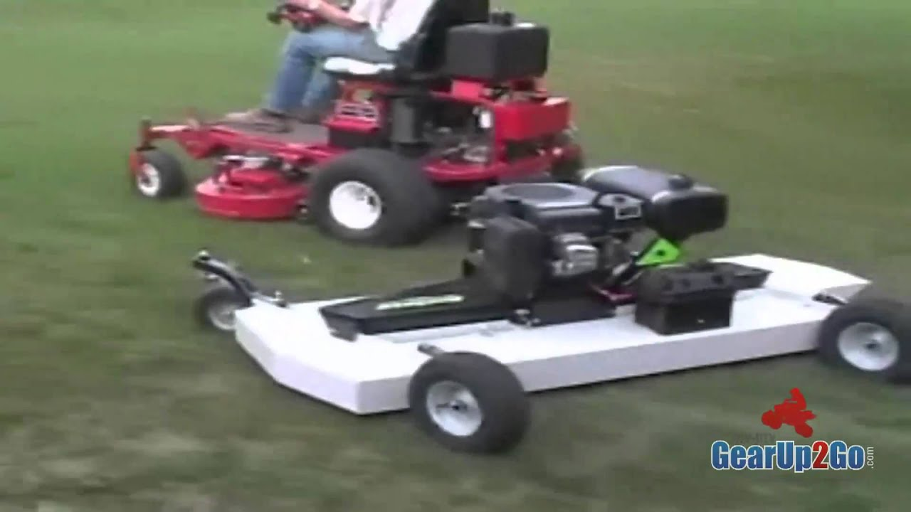 Extended Your Mowing Path with a Kunz Mower- GearUp2Go