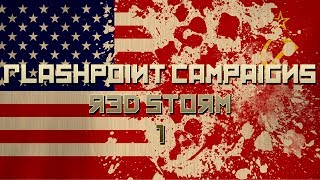 "Flashpoint Campaigns: Red Storm - ""Head On""  Setup Phase"