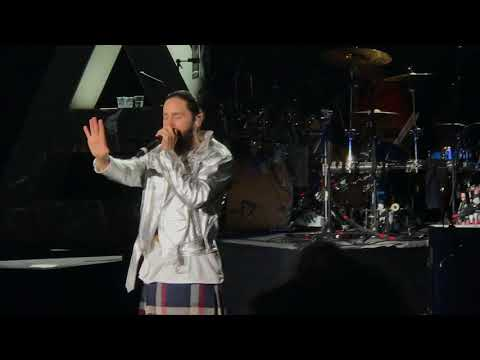 30 Seconds to Mars - Walk on Water (Live - Mountain View, CA)
