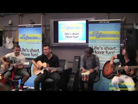 Faber Drive- Candy Store (Acoustic) Live at Fresh FM