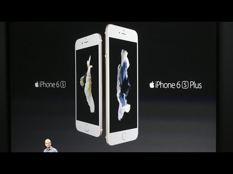iPhone 6s & 6s Plus Keynote (WWDC Sept, 09, 2015)