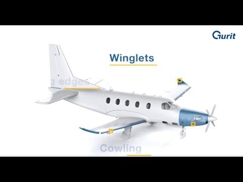 Aerospace-qualified prepregs