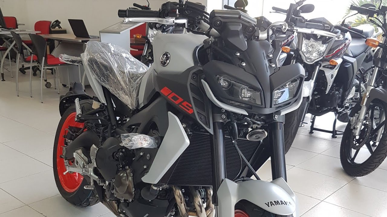 Mt 09 tracer 2020