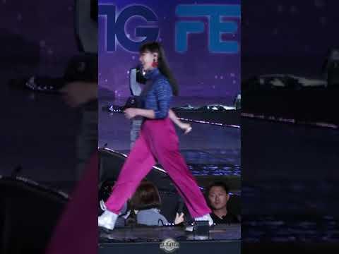 181003 이걸스 鷲尾伶菜 직캠 E girls 와시오레나 Focus  'Let's Feel High' Fancam By JJaGa !2018 아시아 송 페스티벌 @부산 아시아드