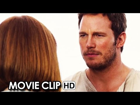 Jurassic World Official Movie CLIP + Movie News (2015) - Chris Pratt HD