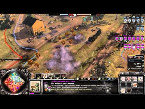 Company of Heroes 2- 1 VP is all you need.